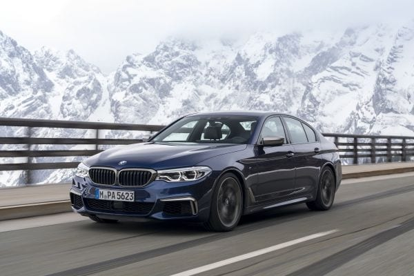 BMW M550i X Drive South Africa