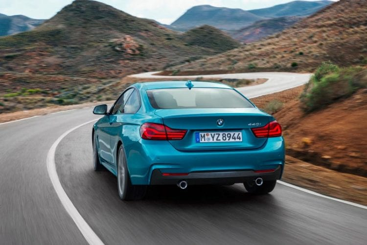 BMW 440i Coupe South Africa