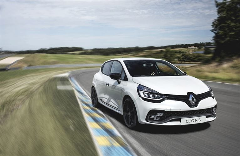 The Renault Clio is a car that has won the heart of many a petrol head due to its