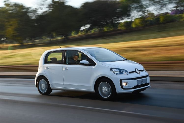 Volkswagen Up! Car Review in South Africa