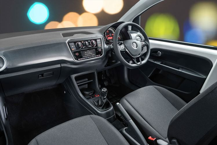 New Volkswagen Up! Car Review in South Africa